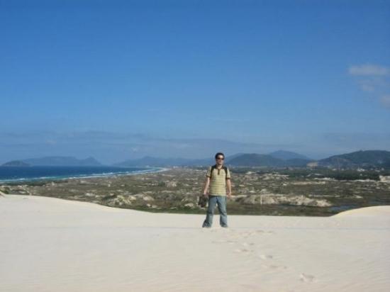 ฟลอเรียโนโปลิส: Dunas - Praia da Joaquina- Florianopolis