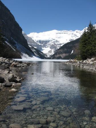 แบมฟ์, แคนาดา: b-e-a-beautiful