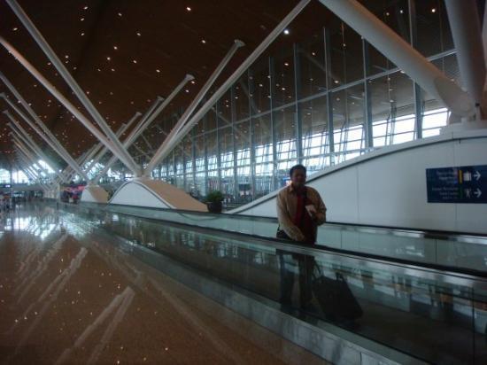 กัวลาลัมเปอร์, มาเลเซีย: KLIA, kuala lumpur airport