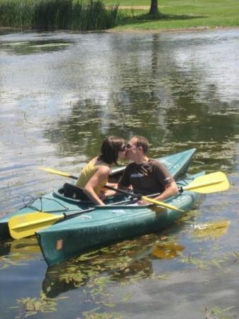 ดีทรอยต์, มิชิแกน: Kayaking in Michigan summer 2008.