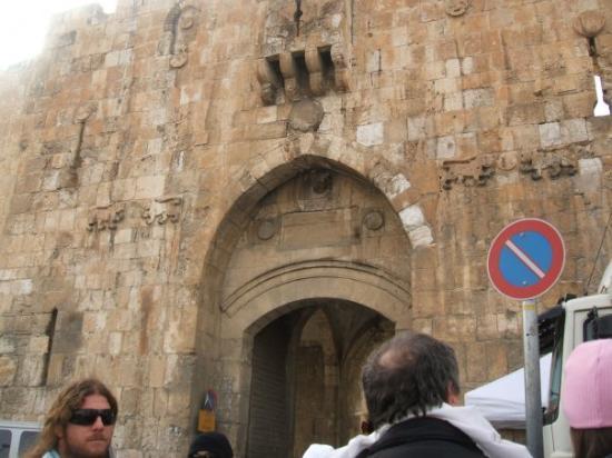 เยรูซาเล็ม, อิสราเอล: la porta di giaffa a gerusalemme