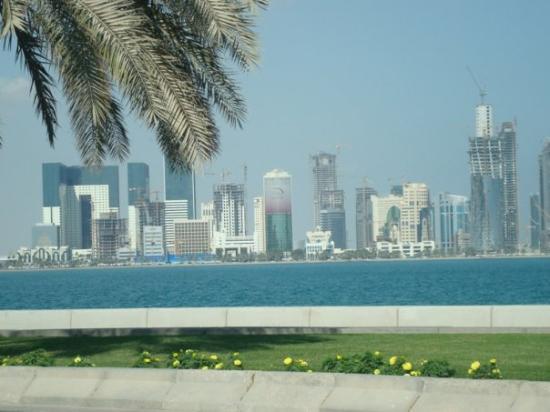 โดฮา, กาตาร์: Qatar...in my own perspective..(nice view)