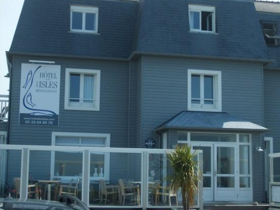 Hotel Restaurant des Isles ภาพถ่าย