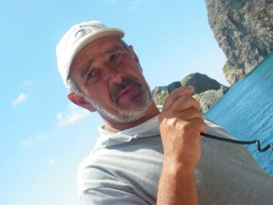 Ponza Island, อิตาลี: CAPITAINE !!!!!!!!!!!!! Tu vient nous chercher???????????????