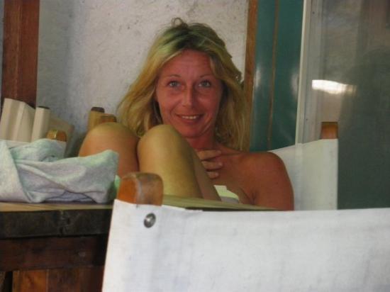 Ponza Island, อิตาลี: Que bella !!!! Merci pour tout!!!