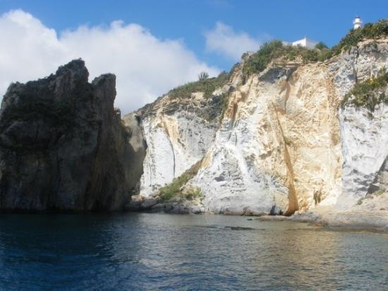 Ponza Island ภาพถ่าย