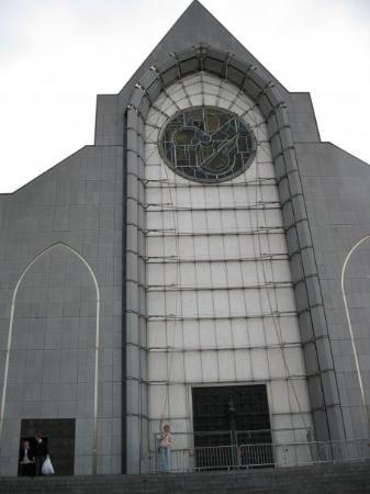 ลีล, ฝรั่งเศส: En modern Notre Dame