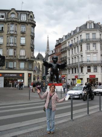 ลีล, ฝรั่งเศส: Melek ve şeytan bir arada olurmuş...