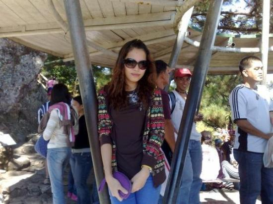 Baguio, ฟิลิปปินส์: @ MINES VIEW