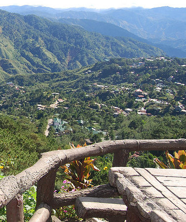 Baguio, Filipinas: NICE VIEW