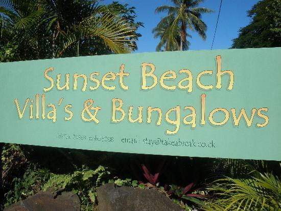 Main Islander On The Beach Holiday Properties: The Main Enterance