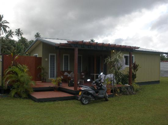 Main Islander On The Beach Holiday Properties: The Villa