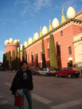 ฟิกเกอร์ส, สเปน: The Dal?Theatre and Museum (Teatre-Museu Dal?in Catalan language), is a museum of the artist Sal