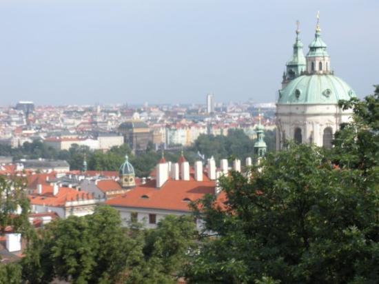 Castle District: view!