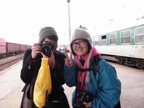 Kutna Hora, สาธารณรัฐเช็ก: from yukari! thanks!