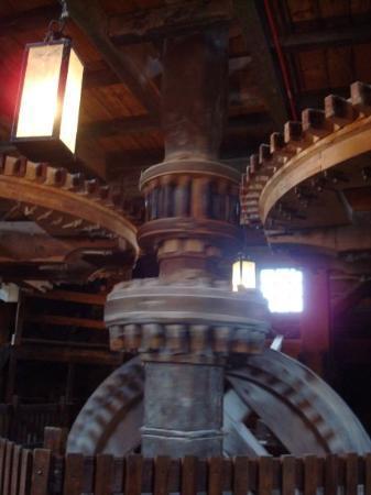 ซานดัม, เนเธอร์แลนด์: inside the Mill museum