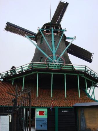 ซานดัม, เนเธอร์แลนด์: Mill museum
