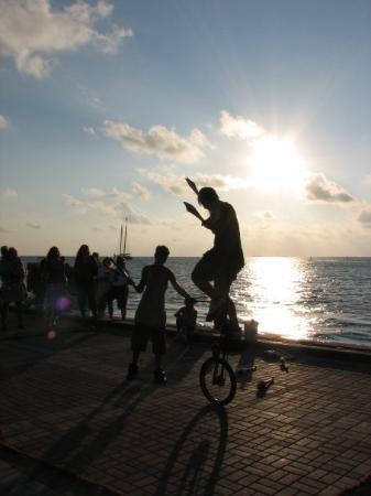 คีย์เวสต์, ฟลอริด้า: Performer in Key West