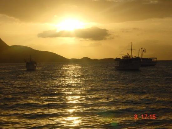 เกาะมาร์การีตา, เวเนซุเอลา: Atardecer en Juan Griego... simplemente espectacular...