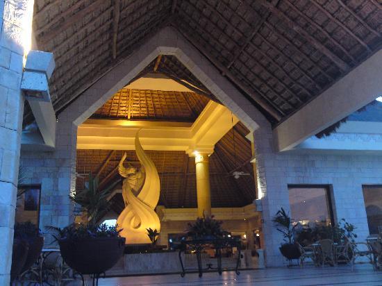 Grand Bahia Principe Tulum: ENTRADA