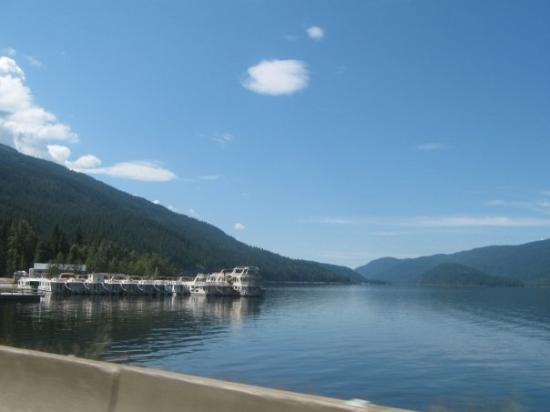 แวนคูเวอร์, แคนาดา: Through BC