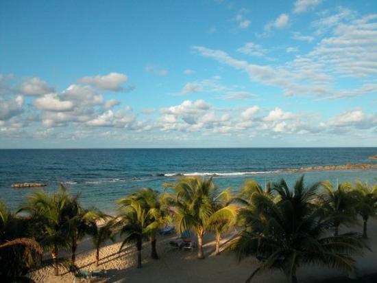 รันอะเวย์เบย์, จาไมก้า: The view from our room