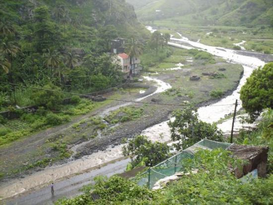 Santo Antao, เคปเวิร์ด: I grew up here in this valley. I miss that time so much!