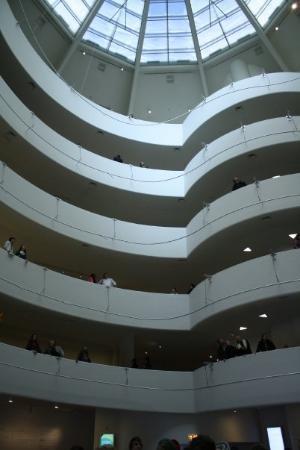 Solomon R. Guggenheim Museum: Hello Guggenheim.