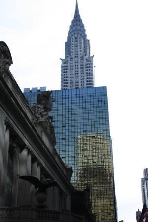 Hello Chrysler Building.