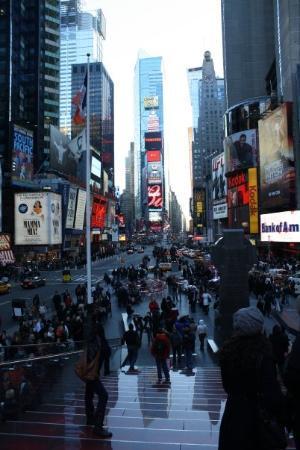 จตุรัสไทม์ส: Hello Times Square.