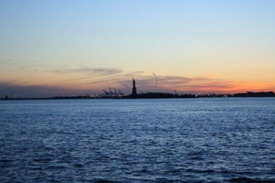 Hello Statue of Liberty.