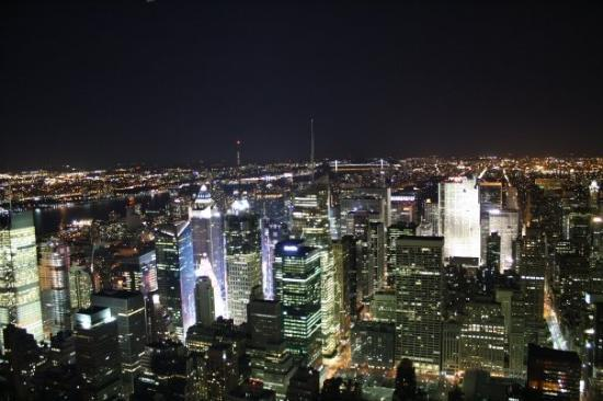 Empire State Building: Hello New York!