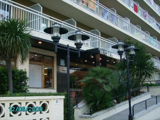 แคเลลา, สเปน: hotell president