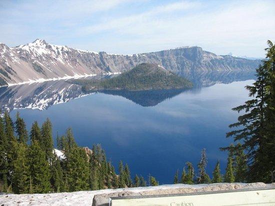 Rogue River: Crater Lake