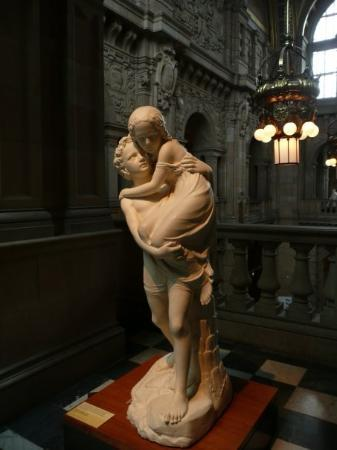 Kelvingrove Art Gallery and Museum: Paul et Virginie