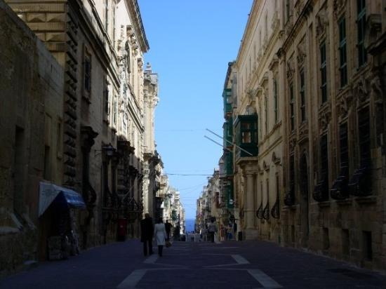 วัลเลตตา, มอลตา: Vallentta