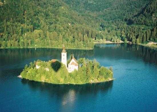 Bled Island: Lake Bled