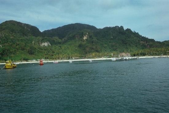 เกาะพีพีดอน, ไทย: Phi Phi