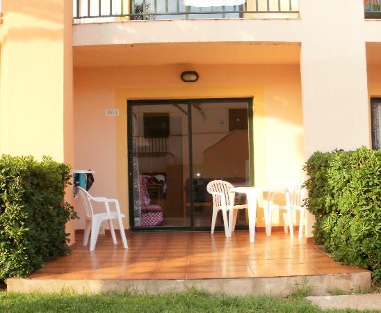 Grupotel Mar de Menorca: ground floor apartment