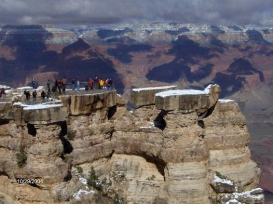 Grand Canyon South Rim ภาพถ่าย