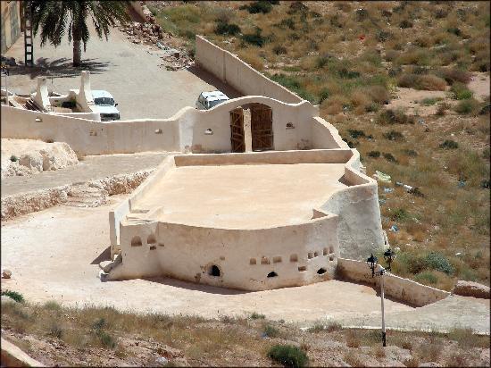 غرداية, الجزائر: mausolé millénaire