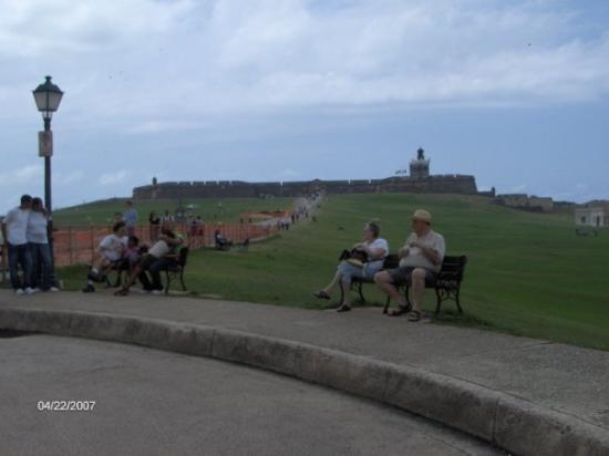 ซานฮวน, เปอร์โตริโก: Old San Juan Fort, PR