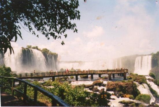 Iguazu Falls: Brasil-Foc do iguacu