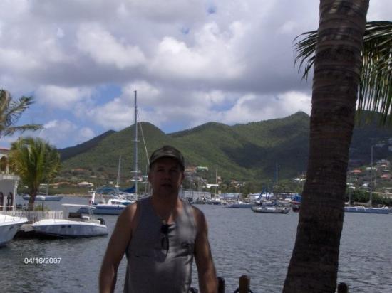 Simpson Bay Resort & Marina: St Maarten, breakfast at the bakery