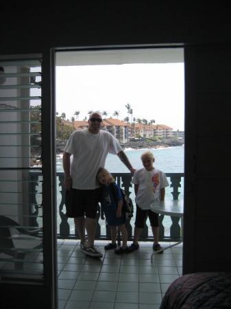 ไคลูอา-โคน่า, ฮาวาย: Kona,big island 2008, me and the girls