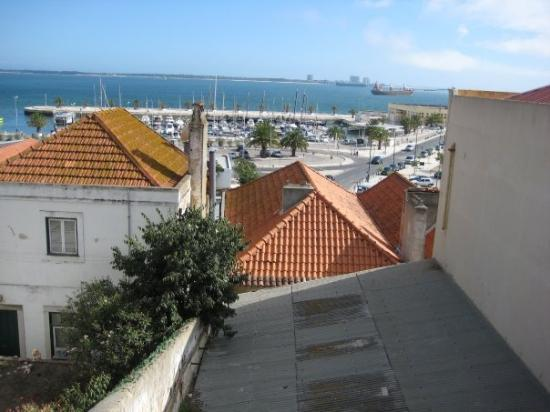 เซตูบัล, โปรตุเกส: View to Troia
