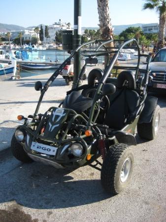 Kos Town, กรีซ: En slik en skulle vi kjørt!