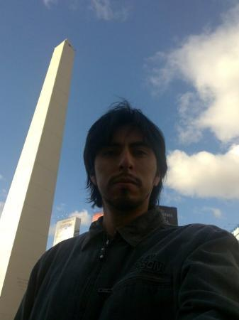 Obelisco de Buenos Aires ภาพถ่าย