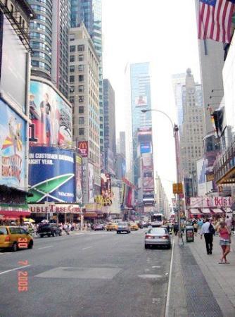 บอร์ดเวย์: new york one way