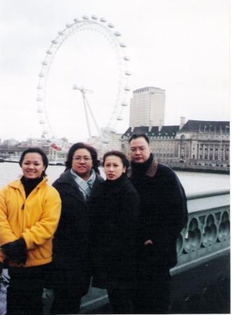 ลอนดอนอาย: With Cherry, Arlene and Arden